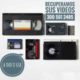 Pasar Vhs A Dvd Usb Norte Bogotá  Digitalización Conversion