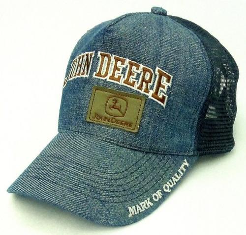 Gorra John Deere Trucker Hombre Camionero fd6bfd1fcf6