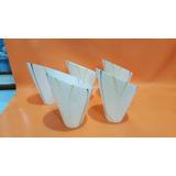 Repuesto Cristal Opalizado Para Lampara Precio X C/u
