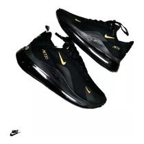 Busca nike dorado con negro 720 con los mejores precios del ...