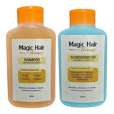 Magic Hair Shampoo Y Acondicionador C - - mL a $30