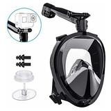 Joygo Mascara Snorkel De Cara Completa Mas New Sistem  T:s/m