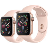 Apple Watch Series 4 (40mm, Rose Gold, Gps Bluetooth)