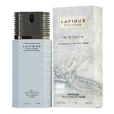 Loción Perfume Lapidus Hombre 100ml Ori - L a $950