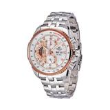 Reloj Casio Edifice Ef-558 Crono Acero Hombre 100% Original