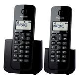 Telefono Inalambrico Panasonic Doble Kx-tgb112 ¡super Precio