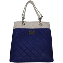 Bolso Nine West Large Quilted Tote Ifs Femenino