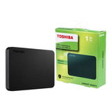 Disco Duro Externo Toshiba 1tb Usb 3.0 Xbox Ps4 Pc Mac @pd