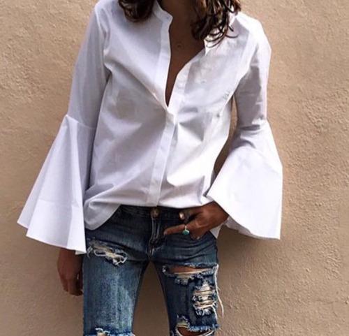 Blusas para mujer Limonni LI618 Casuales