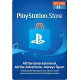 Tarjeta Psn 25 Usd Play Station Entrega Inmediata Ps3, Ps4 Y