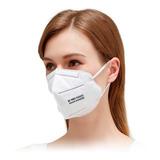 Mascara Antipolucion Premium Filtro Tapaboca Antiviral