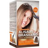 Kit Alisado Brasileño Kativa Natural 150ml Mayor Contenido