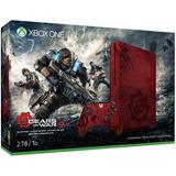 Microsoft Xbox One S 2tb Edición Gears 4 Consola De Juegos