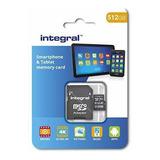Tarjeta De Memoria Para Tableta Y Smartphone Microsdxc Cl10