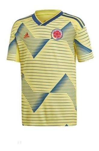 a5c786244b9211 Camiseta Seleccion Colombia Solo Dama