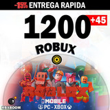 1200 Robux Los Mejores Precios Y Para Todas Las Plataformas