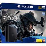 Ps4 Pro Con Modern Warfare Nueva Y Sellada Envio Rapido