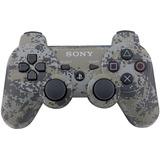 Control Inalámbrico Dualshock®3 Bluetooth Camuflado