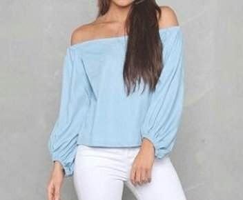 Blusas para mujer Limonni LI804 Campesinas