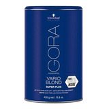 Igora Vario Blond Decolorante En Polvo Super Plus 450gr