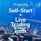 Oliver Velez Combo Self Start + Live Trading Camp + Bonos