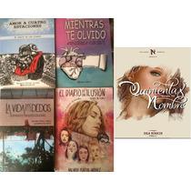 Colección 5 Libros Nuevos Nacarid Portal Sucedaneos