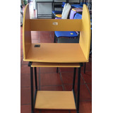 Mesa Para Computador Color Madera