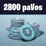 Fortnite 2.800 Pavos Con 9.900 De Iva Pc, Ps4, Xbox, Ps4