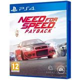 Need For Speed Payback Ps4. Entrega Inmediata. Español.