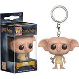Llavero Pop Keychain Dobby Harry Potter  (4cm Aprox)