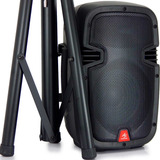 Cabina Activa Portable American Sound + Base Aspa088ubx