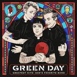 Green Day Cd Greatest Hits Gods Favorite Band Original Nuevo