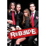 Rbd Rebelde Serie Completa Digital Por Meg