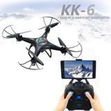 Drone Kk6 2.4ghz Rc 6 - Axis Gyro Sensor De Vuelo 100mts