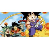 Sagas Dragon Ball, Z, Gt Y Super En Usb - Full Hd