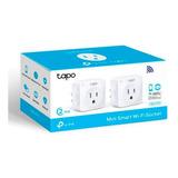 Enchufe Inteligente Tplink Tapo X100 Pack Por 2 Smart