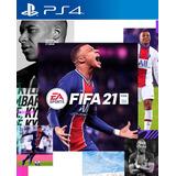Fifa 21 Ps4 Juego Fifa 2021 Playstation 4 Fisico Standar