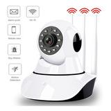 Camara Ip Robotica De Seguridad Wifi Seguimiento Inteligente