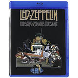 Pelicula Blu Ray Led Zeppelin The Song Remains The Same