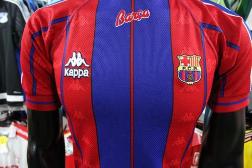 Camiseta Barcelona Kappa Talla Xs Xdx 7d4abea27b9c8
