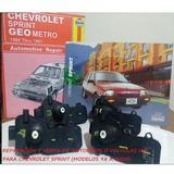 Sensores De Mínima Iac Motorinos Para Chevrolet Sprint