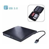 Linonon Usb 3.0 Unidad Externa De Cd Dvd Grabadora Portátil