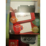 Vendo Nintendo New 3ds En Caja