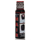 Jerome Russell Spray-on Color Jet Black Hair Thickener 3.5oz