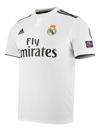 a6d1834a Camiseta Real Madrid 2018/2019 Champions League Match