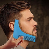 Peine/peinilla Para Perfilar Barba - The Beard Shaper