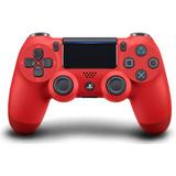 Control Rojo Ps4 Dualshock 4. 2da Generacion Disponible