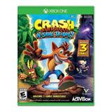 Oferta!! Crash Bandicoot Xbox One, Original Offline