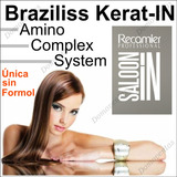 Keratina Braziliss Recamier Porción X150ml Paso 2 -treatment