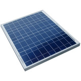 Panel Solar Policristalino 50w/12v, Cable Mc4